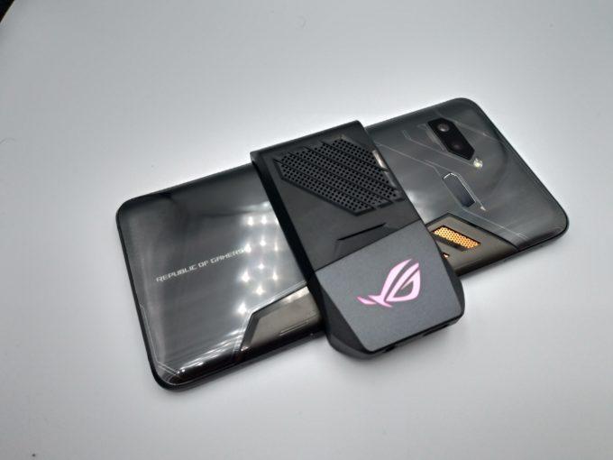 ROG Phone クーラーユニット
