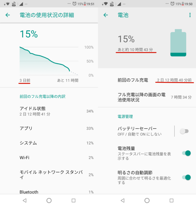 ZenFone Max Pro M2 バッテリー