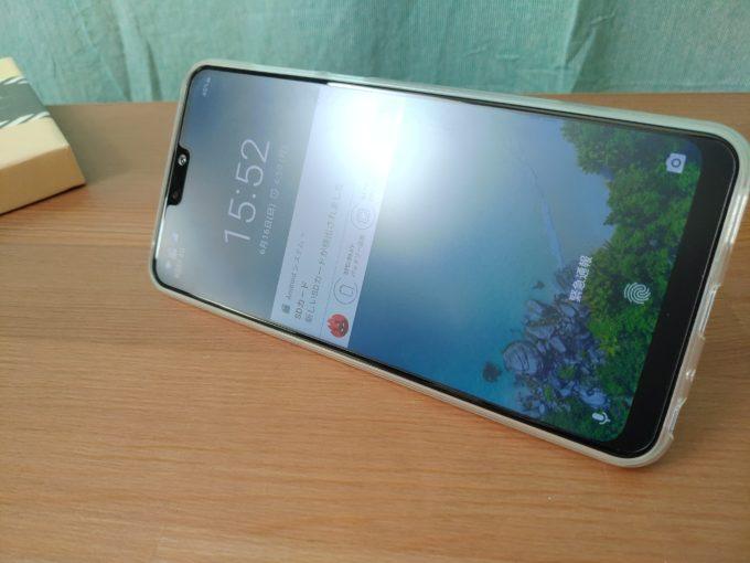 ZenFone Max Pro M2 外観2