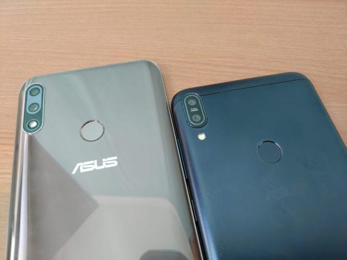 ZenFone Max Pro M1とZenFone Max Pro M2