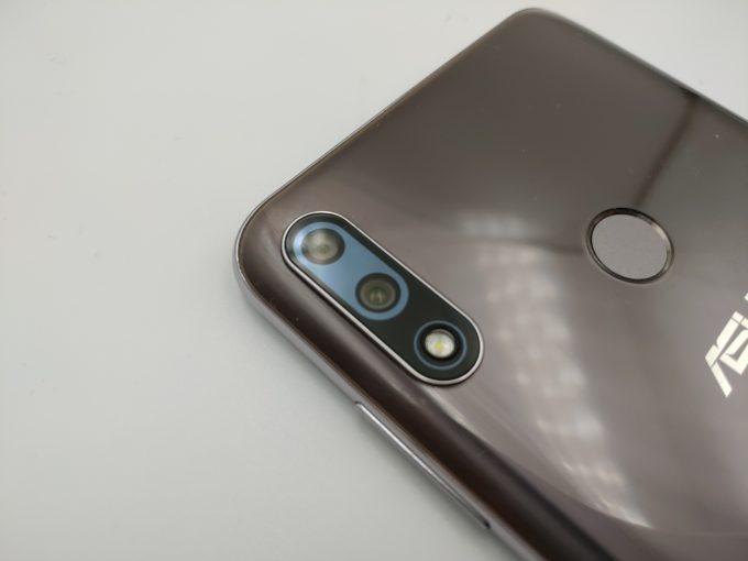 ZenFone Max Pro M2 カメラ