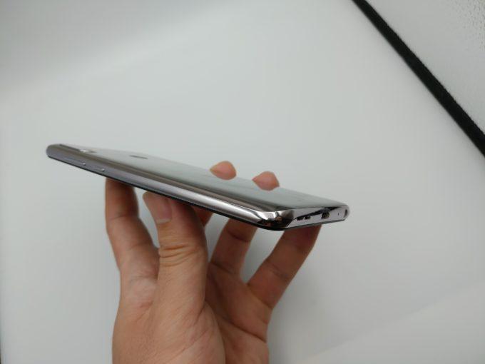 ZenFone Max Pro M2 側面