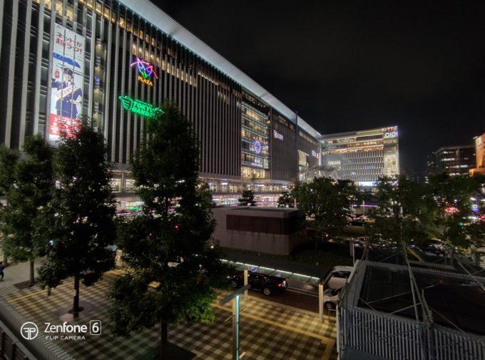 ZenFone 6 夜景