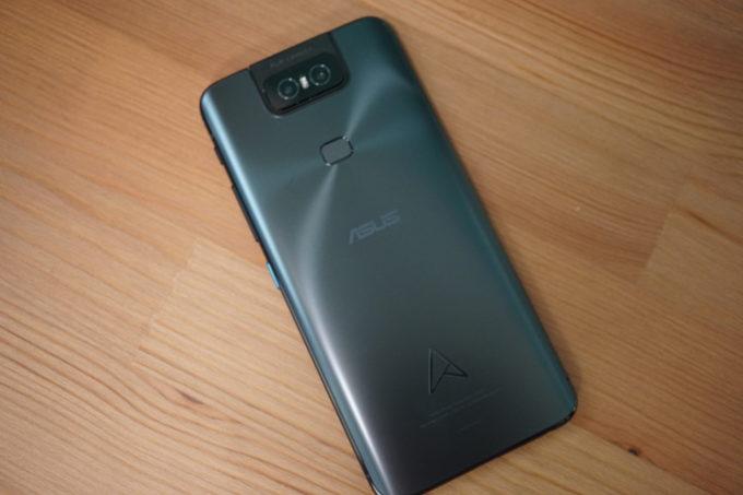ZenFone 6 edition 30 本体