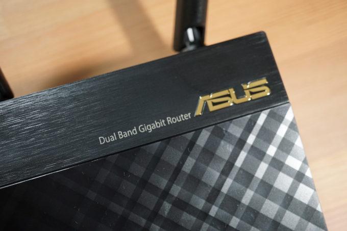 ASUS RT-AC67U ロゴ