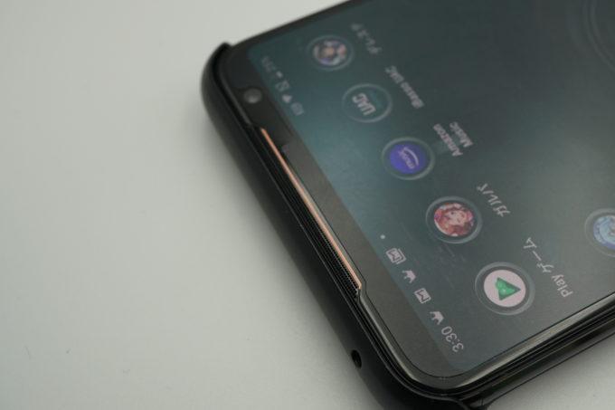 ASUS ROG Phone Ⅱ スピーカー