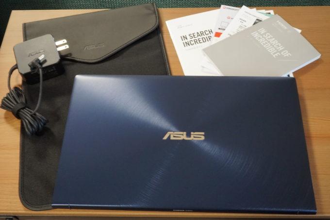 ZenBook 14 付属品
