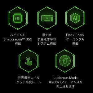 BlackShark2 概要