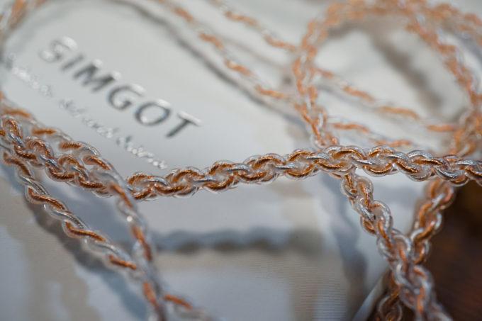 SIMGOT MT3 PRO ケーブルデザイン