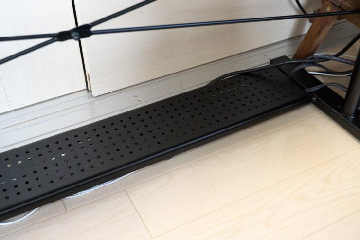 バウヒュッテ デスク底板