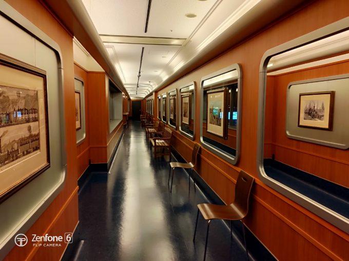 ASUS Zenfone 6 博多駅トレインビュースポット
