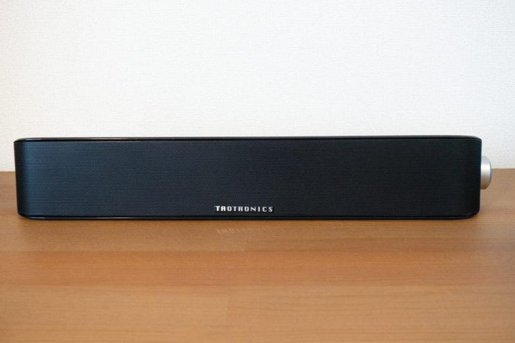 TaoTronics TT-SK028 本体正面