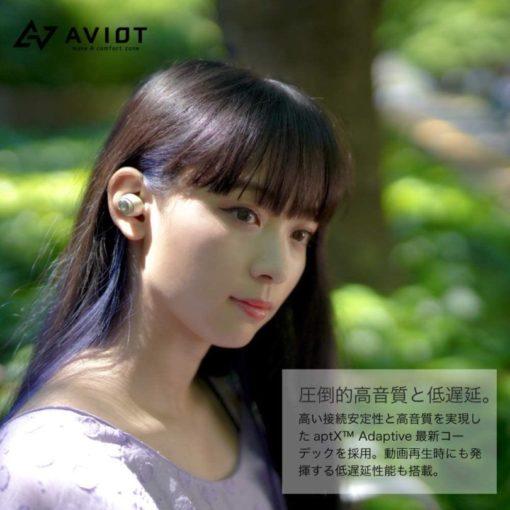 AVIOT TE-D01gv aptX Adaptive