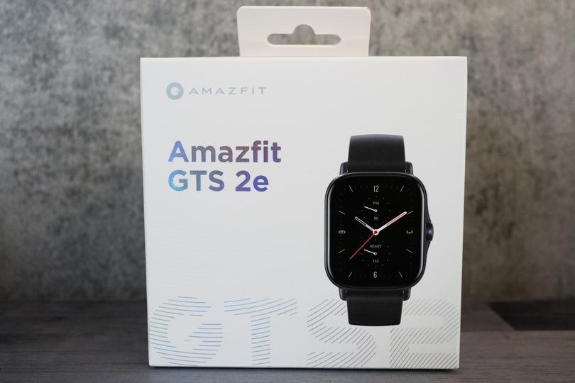 Amazfit GTS 2e 外箱