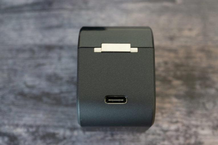 AVIOT TE-D01gv USB-C端子