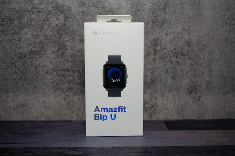 Amazfit Bip U 外箱