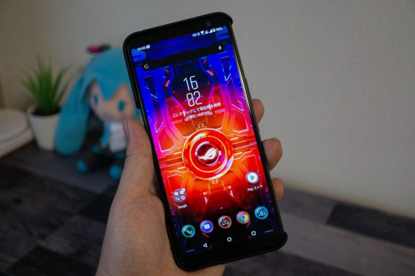 ASUS ROG Phone 3 本体