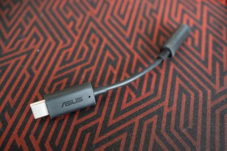 ASUS ROG Phone 3 USB変換ケーブル