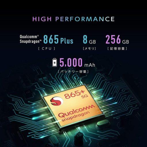 ZenFone 7 SoC
