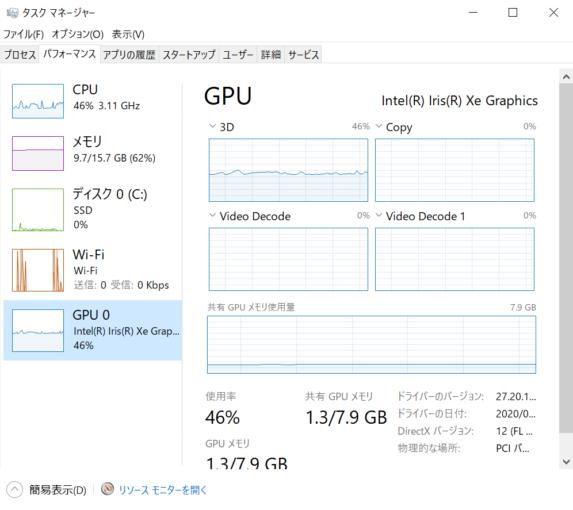 原神 画質低GPU負荷