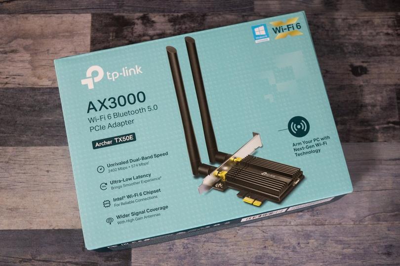 Wi-Fi 6アダプタ