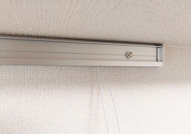 RAIL SUN(レールサン) ワイヤーフック取り付け
